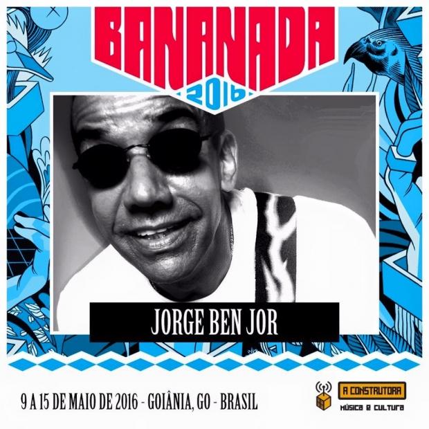 Primeira atração confirmada é o músico carioca Jorge Ben Jor | Foto: A Construtora Música e Cultura
