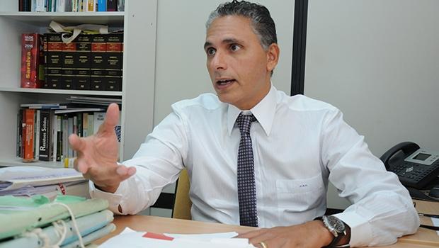 Promotor Juliano de Barros   Foto: Renan Accioly