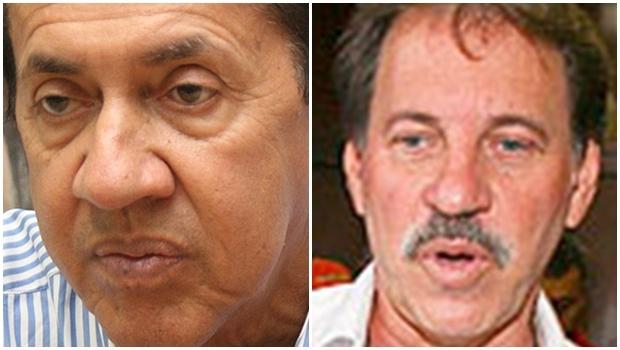 Delúbio Soares e Juquinha: goianos no centro da corrupção