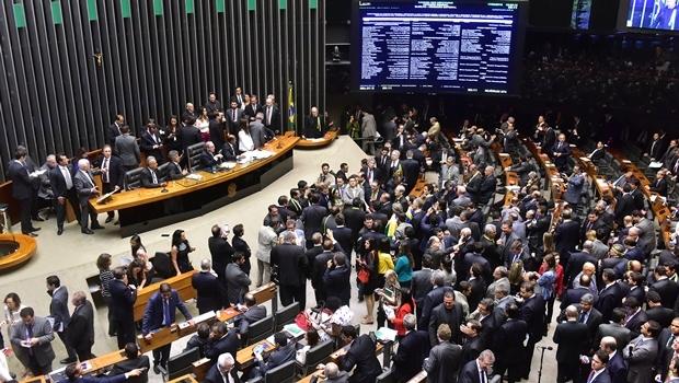 Comissão Especial do Impeachment teve sua criação aprovada pela Câmara dos Deputados na tarde desta quinta-feira (17/3) Foto: Gustavo Lima/Câmara dos Deputados