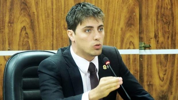 Vereador Marcus Vinícius deixa o PT do B   Foto: arquivo pessoal