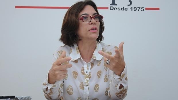 Vice-presidente do CAU, arquiteta Maria Ester | Foto: Renan Accioly / Jornal Opção