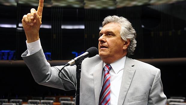 Ronaldo Caiado será titular na Comissão Especial de Impeachment | Foto:  Pedro França/ Agência Senado