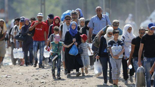 Refugiados querem escapar da guerra e da miséria: só em 2015, mais de 1,5 milhão deles chegaram à Europa