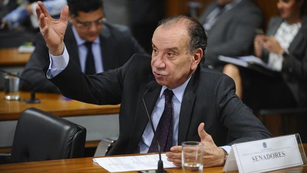 Ex-ministro das Relações Exteriores dará palestra na OAB-Goiás na quinta-feira