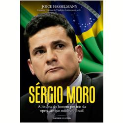 Sérgio Moro 1 capa do livro