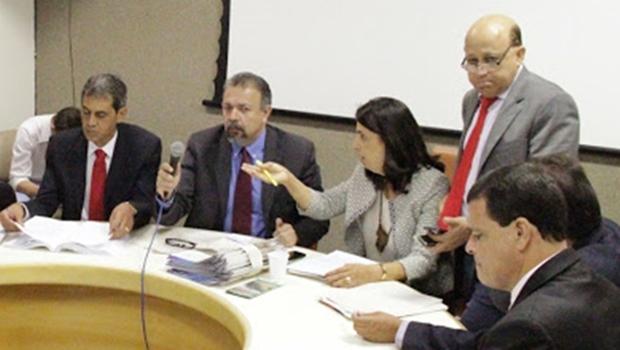 Comissão de Constituição, redação e Justiça | Foto: Alberto Maia/Câmara Municipal