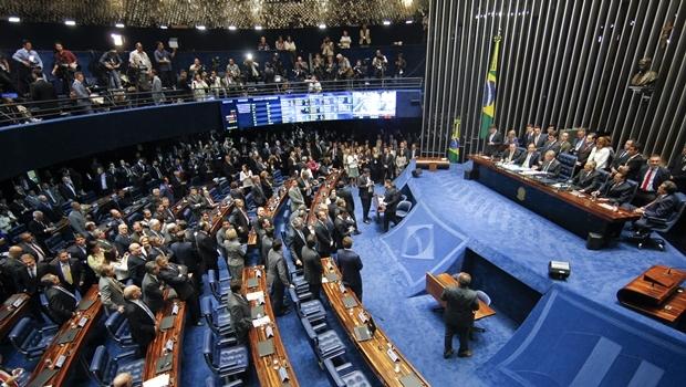 Plenário do Senado | Foto: Beto Barata/Agência Senado