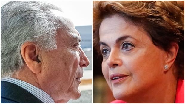 Nomeação havia sido feita por Dilma Rousseff (PT) no dia 11 de maio, um dia antes do seu afastamento e posse do interino Michel Temer (PMDB) | Fotos: Beto Barata e Roberto Stuckert Filho/PR