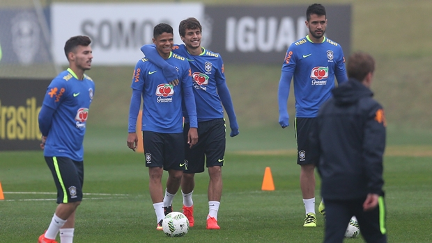 Seleção fará treino aberto ao público na sexta-feira   Foto: Lucas Figueiredo  MoWa Sports