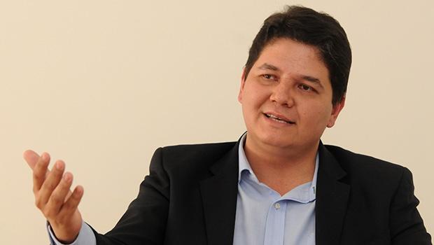 Heuler Cruvinel, do PSD: pré-campanha ganha força contra os adversários do PSB e do PMDB em Rio Verde | Foto: Fernando Leite / Jornal Opção