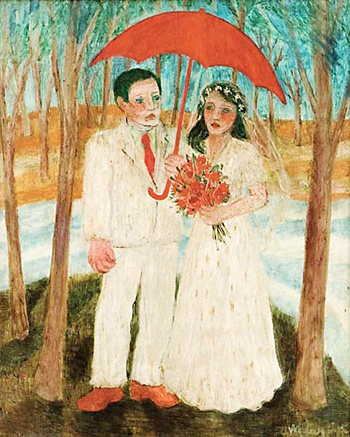Casamento, 1968. Marysia Portinari (Brasil, 1937)