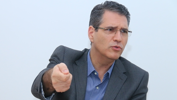 Francisco Jr. criticou a falta de um instituto de Planejamento em Goiânia