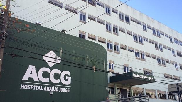 Hospital Araújo Jorge já não recebe novos pacientes onco-hematológicos   Foto: Larissa Quixabeira