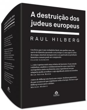 Raul Hilberg capa do livro 11111 46135454