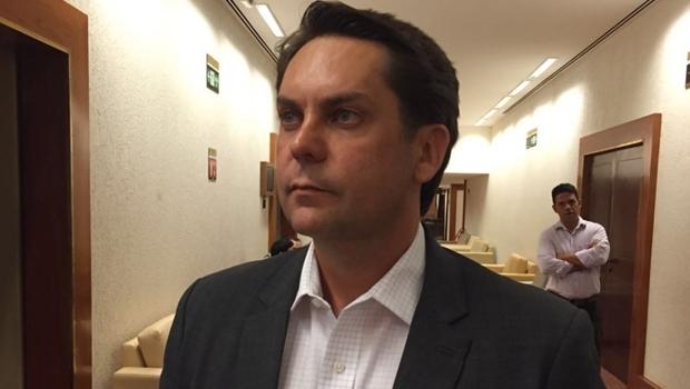 Deputado estadual Bruno Peixoto | Foto: Alexandre Parrode/Jornal Opção