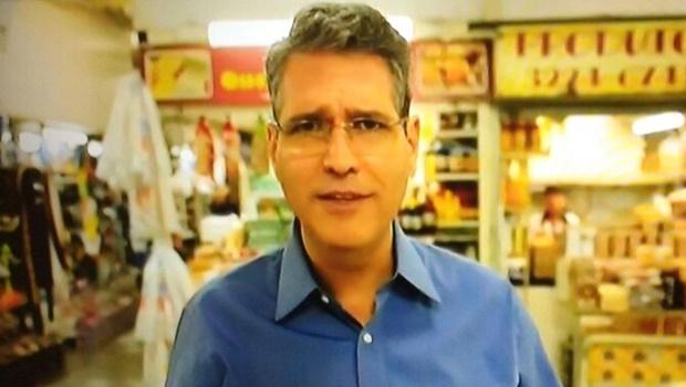 Francisco Jr. ressaltou sua relação com a cidade de Goiânia   Foto: Reprodução