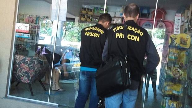 Fiscais realizam operação em pet shops e clínicas veterinárias   Foto: Secom/ Prefeitura de Goiânia