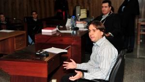 Perito psiquiatra forense Diego Franco de Lima diz que Tiago Henrique tinha plena consciência de seus atos | Foto: Assessoria TJGO