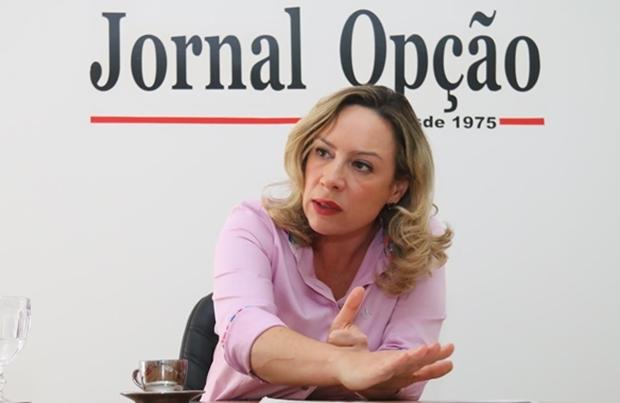 Requerimento é da deputada Adriana Accorsi   Foto: Fernando Leite / Jornal Opção