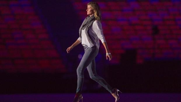 A top Gisele Bündchen será uma das estrelas da cerimônia   Foto: Alex Ferro/Rio 2016