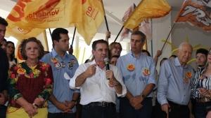 O candidato a prefeito Vanderlan Cardoso lembra que é preciso investir na cidade como um todo