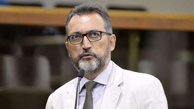 Deputado estadual Humberto Aidar | Foto: Y. Maeda