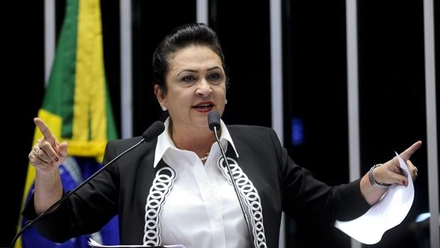 Kátia Abreu | Foto:Marcos Oliveira/Agência Senado