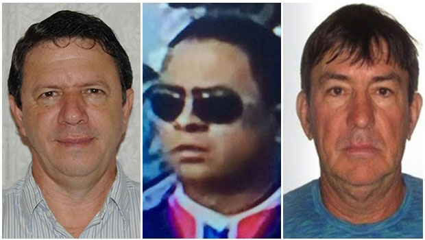 José Gomes da Rocha, Vanilson Pereira e Gilberto Ferreira do Amaral: o terceiro matou os dois primeiros. Teria sido induzido ao crime?