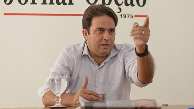 Candidato pela primeira vez em Anápolis, Roberto conseguiu votação expressiva e enfrenta atual prefeito no segundo turno | Foto: André Costa