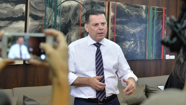 Governador Responde | Foto: Wagnas Cabral/GovGO