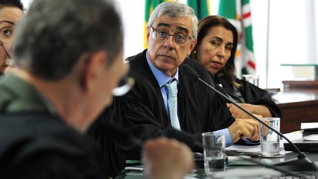 Presidente eleito Gilberto Marques Filho   Foto: Aline Caetano/TJGO