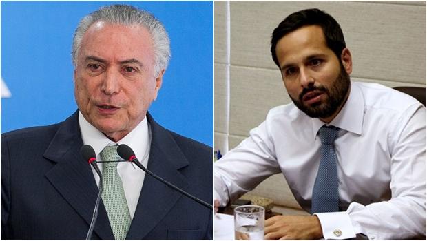 """Ex-ministro se disse """"decepcionado"""" com presidente   Fotos: Reprodução / Facebook / MinC"""
