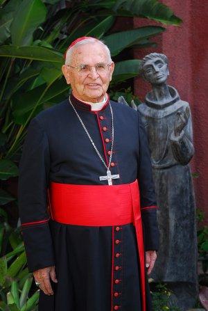 Cardeal tinha 96 anos e estava internado em um hospital de São Paulo | Foto: Reprodução / Flickr Arquidiocese de São Paulo
