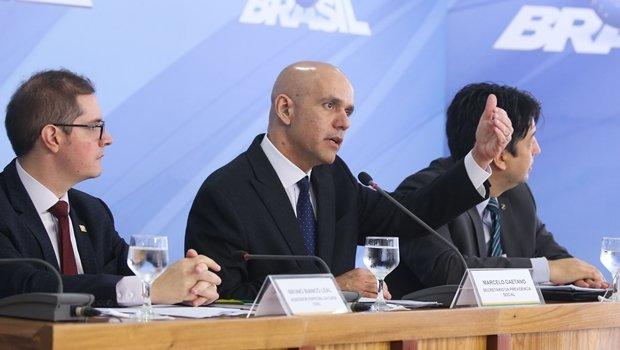 Secretário Marcelo Caetano fala sobre reforma da Previdência | Foto: Reprodução / Agência Brasil