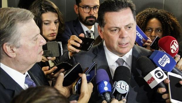 Marconi oficializa candidatura à presidência nacional do PSDB