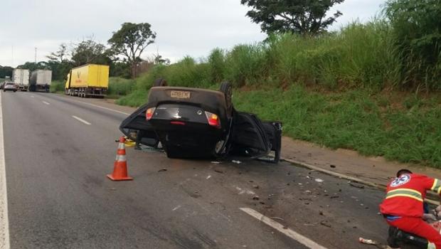 Corpus Christi: PRF registra queda no número de acidentes e aumento de infrações nas rodovias goianas