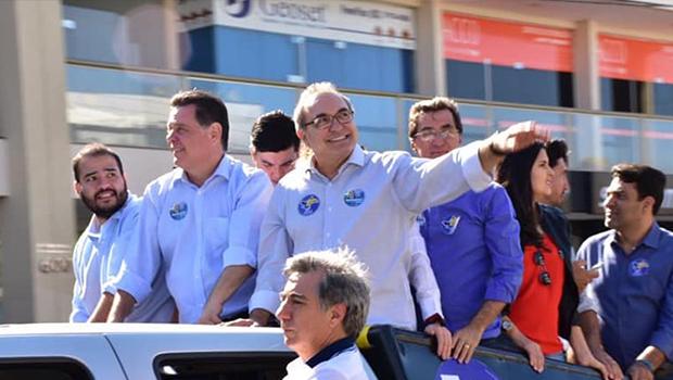 Jânio Darrot declara apoio incondicional a lideranças tucanas locais