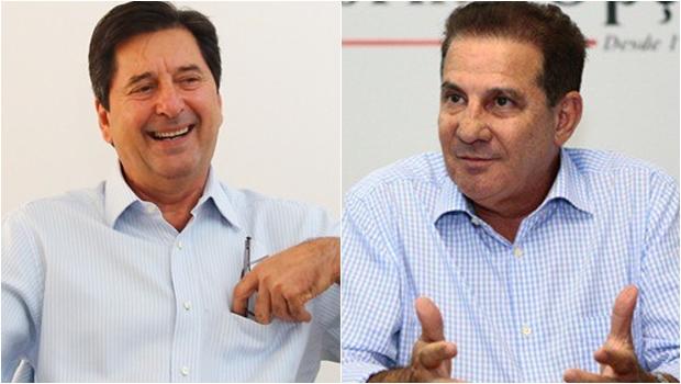 Maguito Vilela e Vanderlan Cardoso podem terçar forças pela Prefeitura de Goiânia