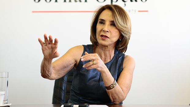 Raquel Teixeira é nomeada assessora especial do governo de Goiás