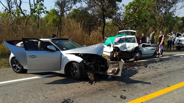 PRF registra 33 acidentes com 7 mortes nas BRs goianas durante feriado