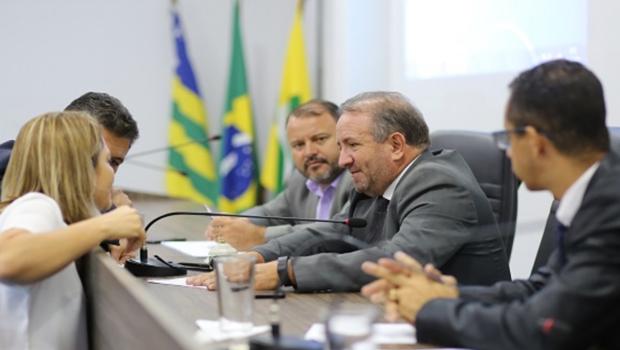 Câmara Municipal de Aparecida reúne principais projetos de 2018. Confira