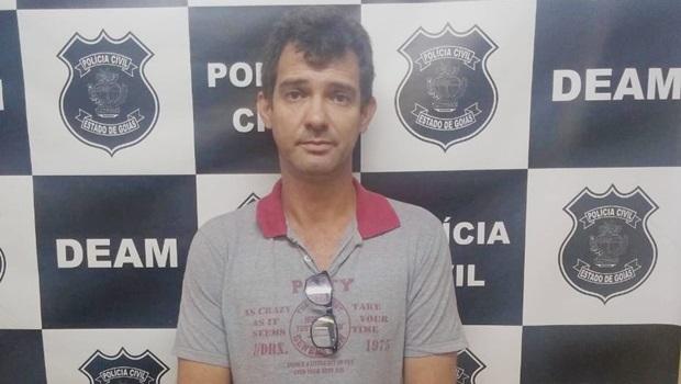 Sandro Teixeira de Oliveira, filho de João de Deus, é preso sob acusação de coagir testemunhas