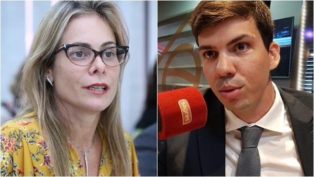 Cristiane Schmidt e Pedro Henrique Sales - Fotos Divulgação e Rubens Salomão Sagres ON