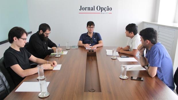 Leonardo Reis - entrevista 17-4-2019 - Foto Fábio Costa Jornal Opção 18