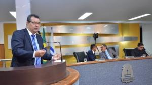 Lúcio Campelo, vereador de Palmas | Foto: Aline Batista / Câmara de Vereadores