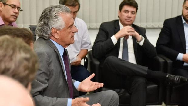 Ronaldo Caiado - Foto Divulgação Governo de Goiás 7 - editada