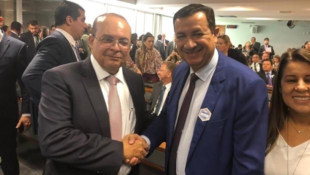 Prefeito de Águas Lindas e governador do DF pedem aprovação da Região Metropolitana de Brasília