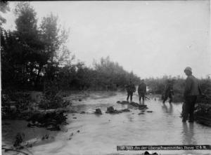 Milhares de soldados italianos deram a vida na Batalha do Solstício, 1918