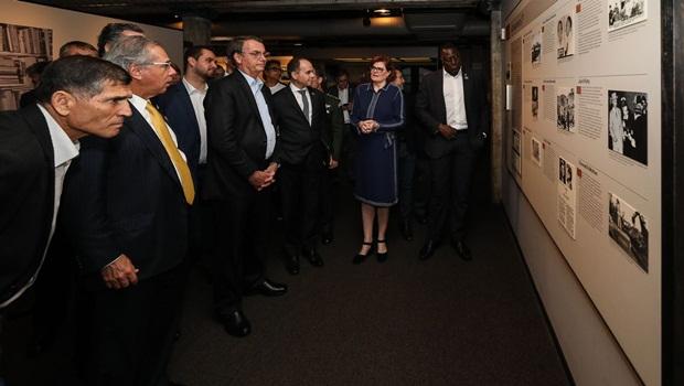 Jair Bolsonaro nos Estados Unidos 4 - Foto Marcos Corrêa PR
